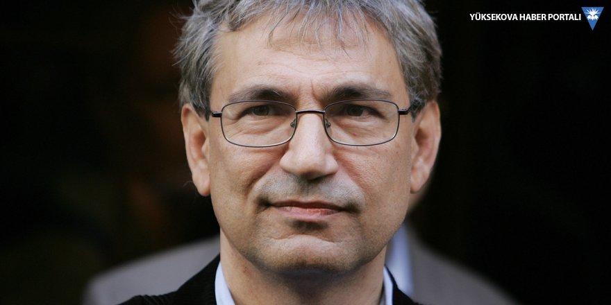 Orhan Pamuk: Türkiye'nin birinci sorunu düşünce özgürlüğüdür