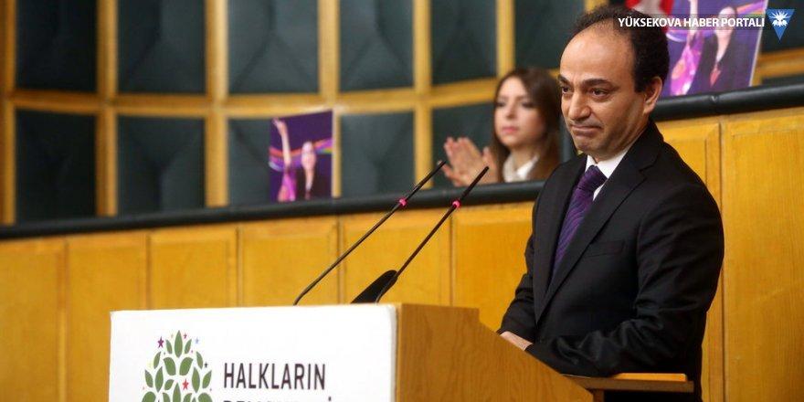 Osman Baydemir hakkında 'Afrin soruşturması'