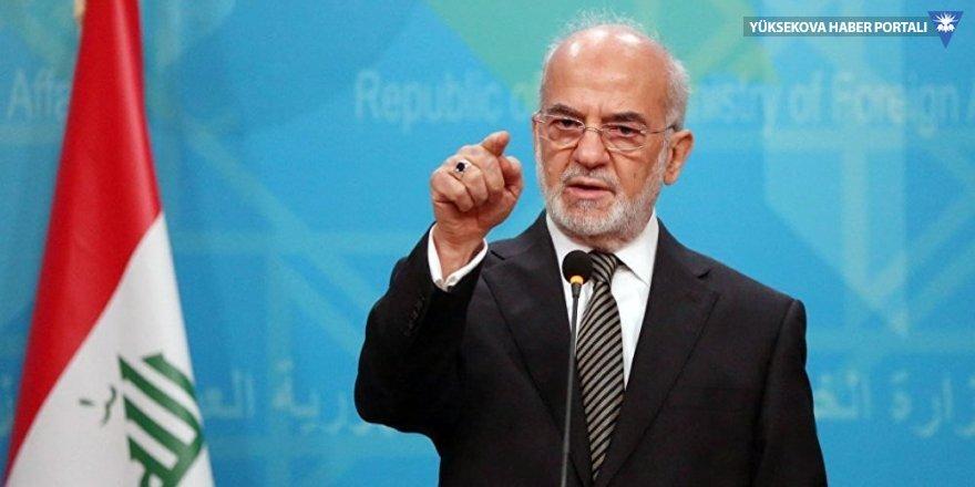 Irak: Türkiye güçlerinin Irak sınırını ihlal etmesini reddediyoruz