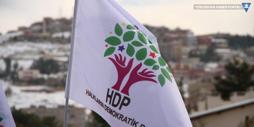 HDP'de ABD konusunda 'karşıt' tweetler