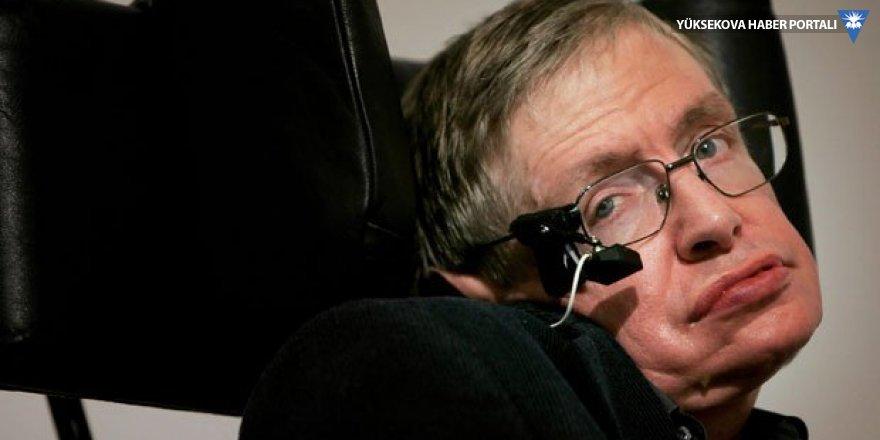 Stephen Hawking'den yeni makale: Sıradan insanların sonu gelecek