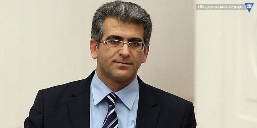 Van Milletvekili Adem Geveri Yüksekova ve Şemdinli'deki elektrik kesintilerini meclise taşıdı