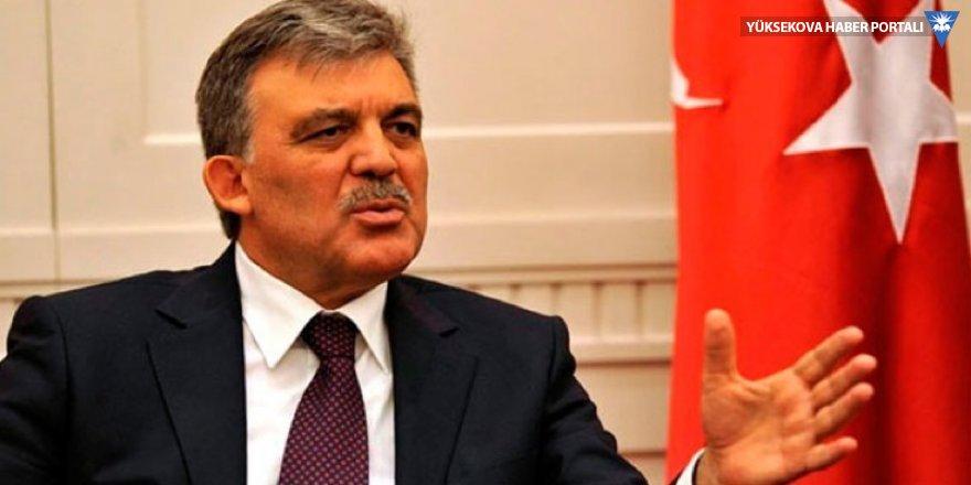 Gül'den 'Kılıçdaroğlu'yla görüştü' iddiasına yanıt