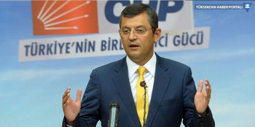 Özel'den Erdoğan'a: Öyle geçmiyor, vatandaşın cüzdanını delip geçiyor