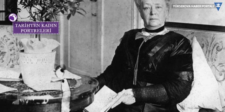 Barış meşalesini ateşleyen Nobel Ödüllü ilk kadın: Bertha Von Suttner