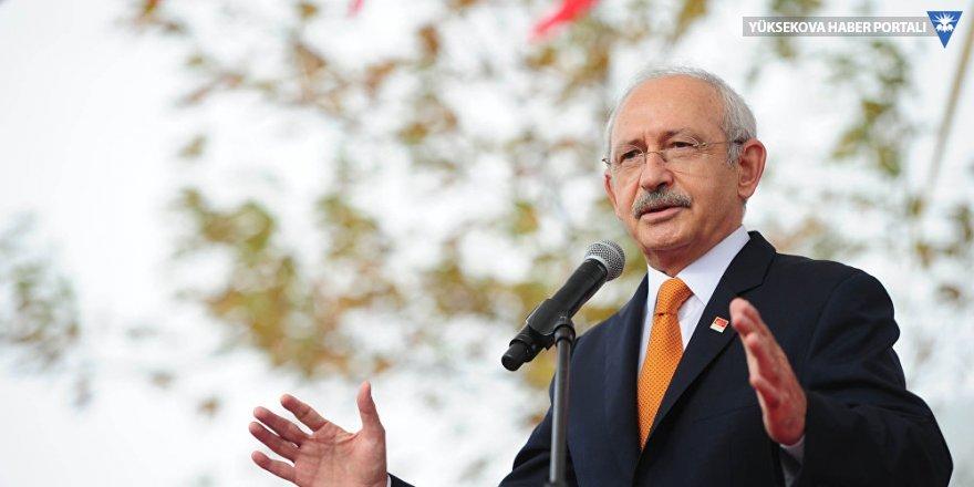 Kılıçdaroğlu: Süleyman Soylu bize gelmek istiyor