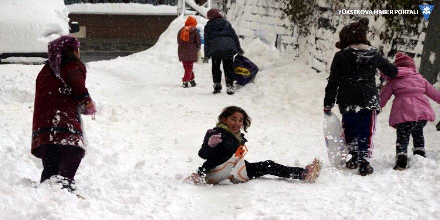 Bugün 37 ilde kar tatili var