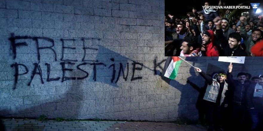 Kudüs kararına tepki yağdı: Filistin davası ölmeyecek