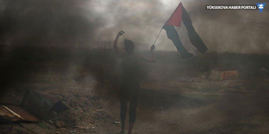 Filistinliler ayakta!
