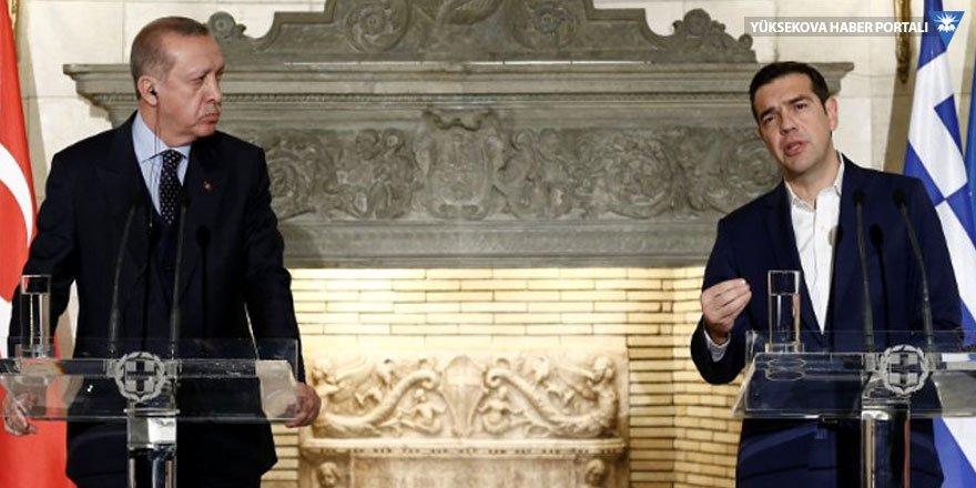 Erdoğan'ın yemini Yunanistan siyasetinde gerilim yarattı