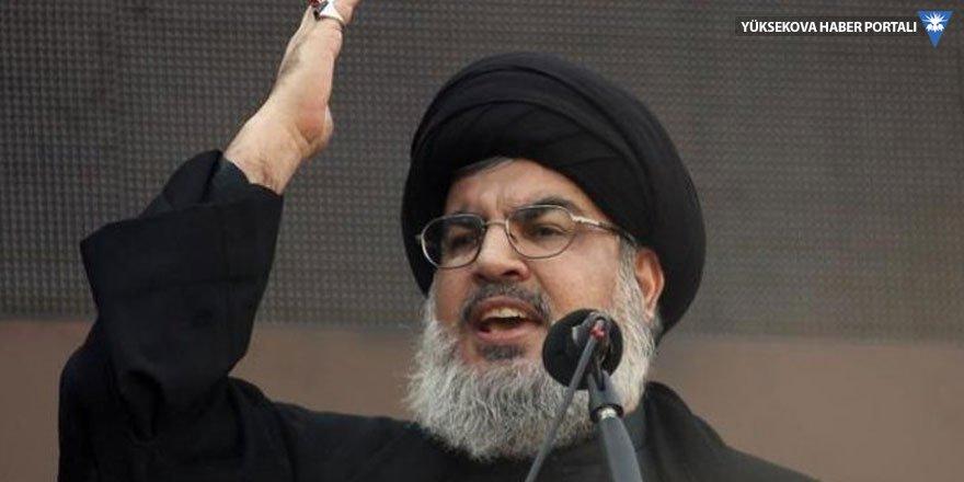 Nasrallah'tan Suriyeli Kürtlere: ABD sizi Türkiye ya da Rusya'ya satacak