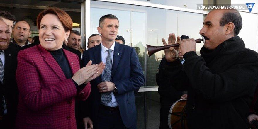 Akşener Diyarbakır'da: Şırnaklı vekil bizi lime lime ederdi