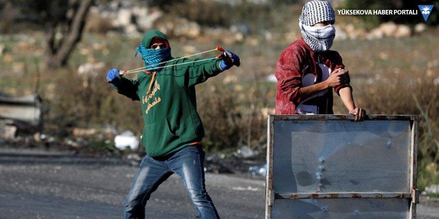 Öfke Günü'ne İsrail saldırısı