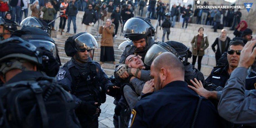 Dışişleri Bakanlığı: İsrail'in orantısız güç kullanımını kınıyoruz