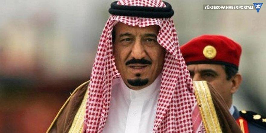 Kral Selman: ABD'nin Kudüs kararını kınıyoruz