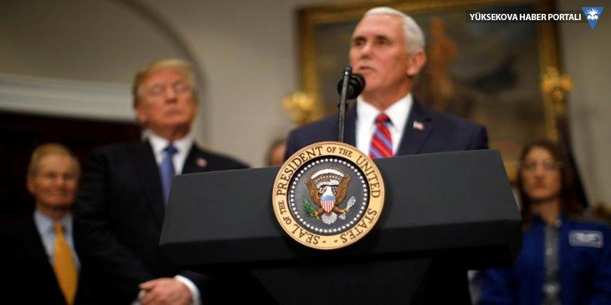 ABD Başkan Yardımcısı Pence İsrail'e gitmiyor!