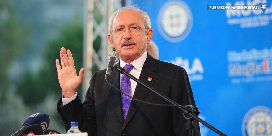 Kemal Kılıçdaroğlu: Filistin milli davamızdır