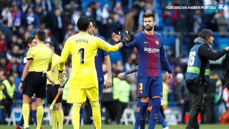 El Clasico'da Barcelona bereketi: 3 attı, farkı 14'e çıkardı