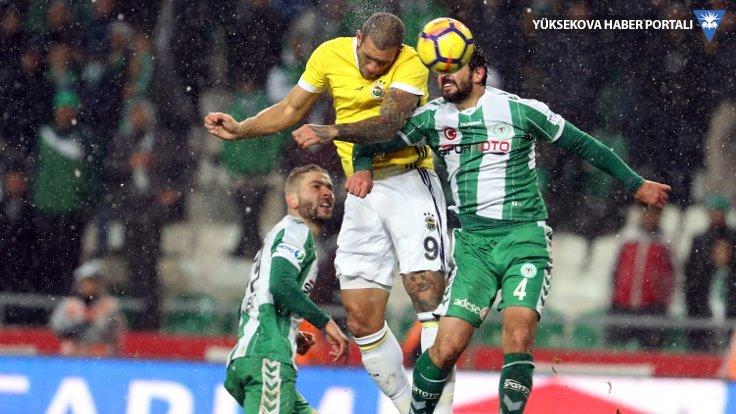 Süper Lig'de 4 takımın serileri sona erdi
