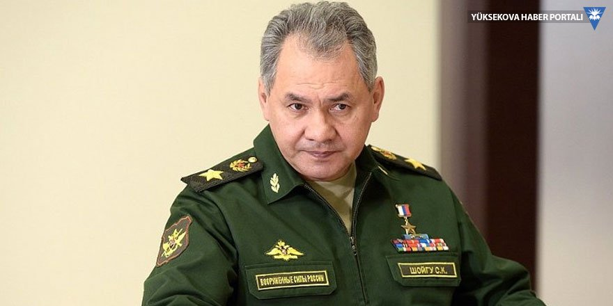 Rusya Savunma Bakanı Şoygu: Türkiye ile ortak menfaatlerimiz var
