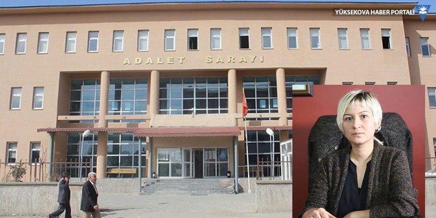Avukatlar: Yüksekova Adliyesi girişinde polis şiddetine maruz kaldık