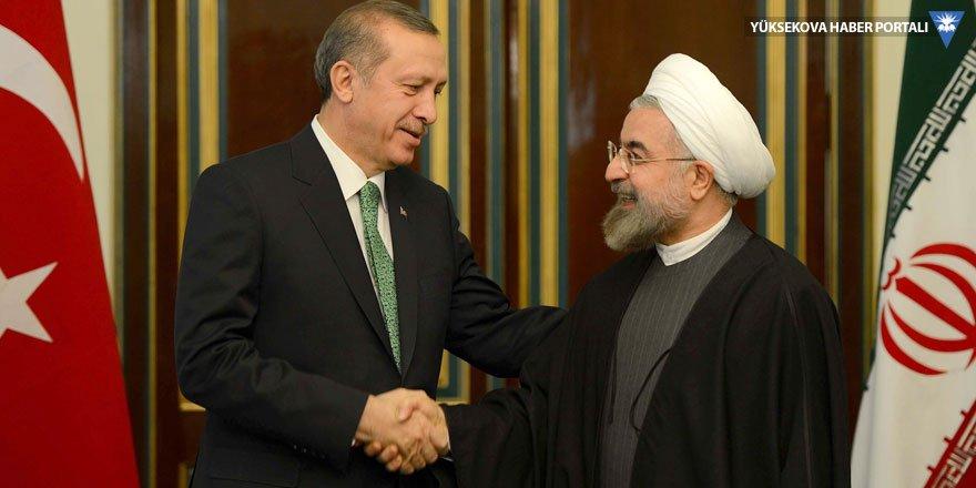 Erdoğan'dan Ruhani'ye: Trump hatalı!