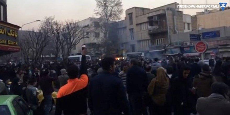İran: Eylemlerde bir Avrupalı gözaltına alındı