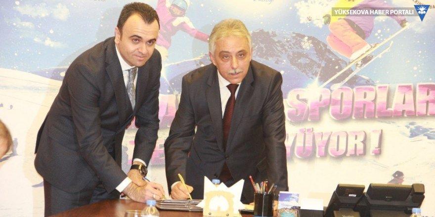 DAKA'dan Hakkari'ye Kış Sporları yatırımı