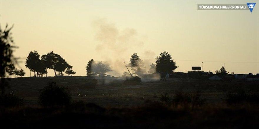 Hatay'dan Afrin'e top atışı