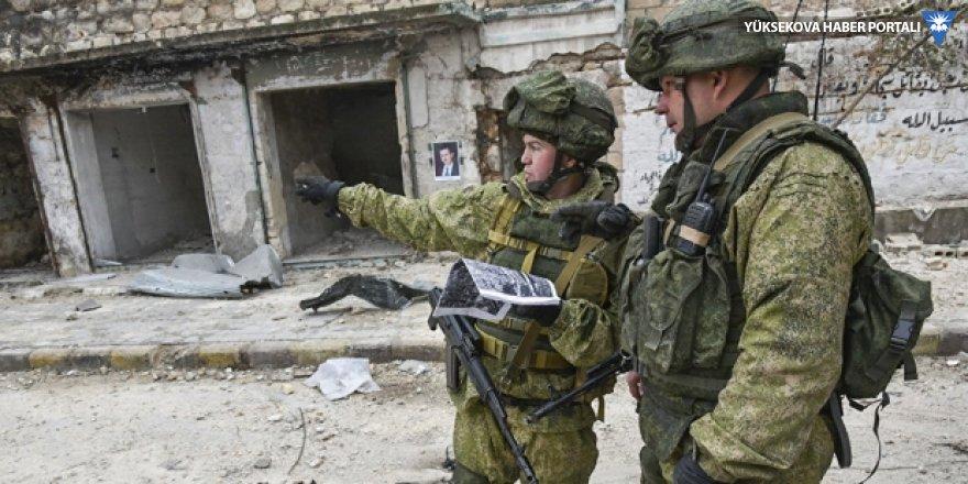 Rus askerleri Afrin'den çekiliyor iddiası