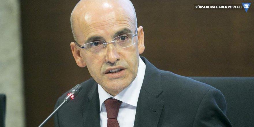 Mehmet Şimşek: Operasyonun bütçeye, ekonomiye etkisi son derece sınırlı