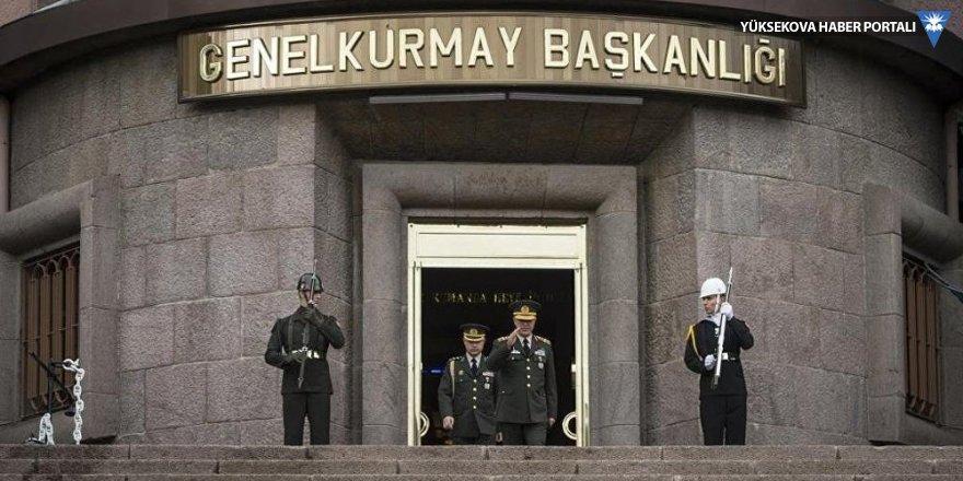 Genelkurmay Başkanı Yaşar Güler oldu