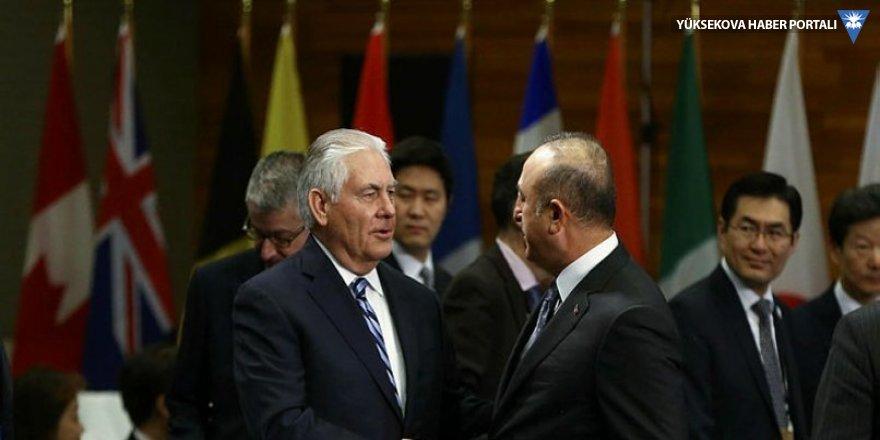 Çavuşoğlu ile Tillerson'un Afrin tartışması!