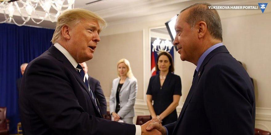 Erdoğan, ABD Başkanı'yla İdlib'i konuştu