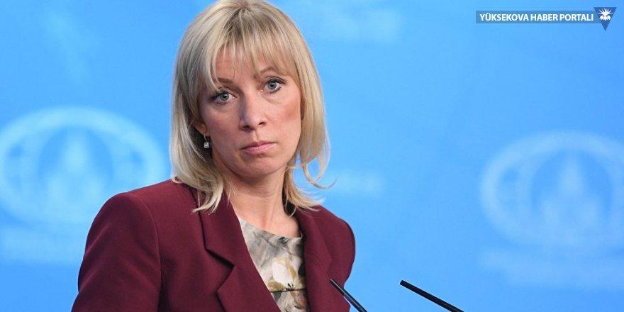 Rusya'dan ABD'ye suçlama: Hedefleri IŞİD değil, Suriye'nin ekonomik kaynakları