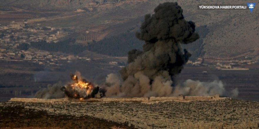 Financial Times: Türkiye Afrin'le İran'ı güçlendiriyor