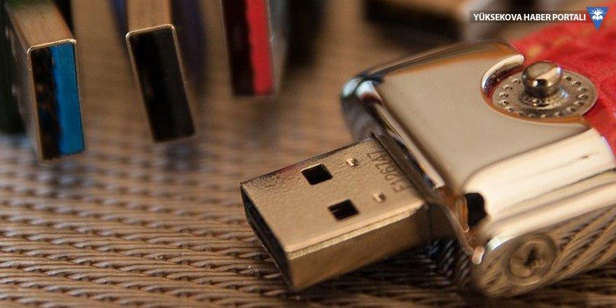 USB'deki dört Kürtçe şarkıya dava!