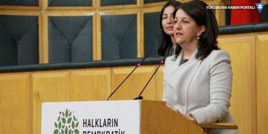 Pervin Buldan: Gazetecilerin özgürlüğü için tank mı almanız gerekir?