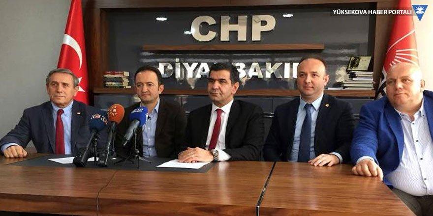 CHP: Barışı konuşmak için Diyarbakır'a geldik
