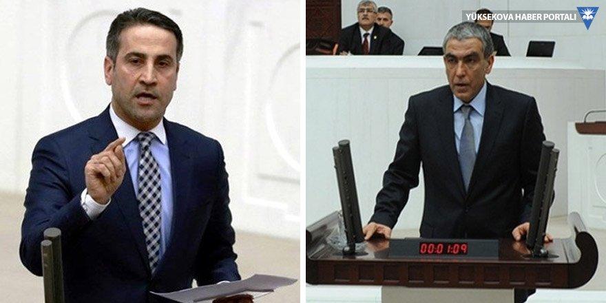Ahmet Yıldırım ve İbrahim Ayhan'ın milletvekilliği düşürüldü