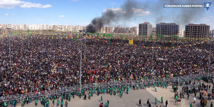 İstanbul'da Newroz'un adresi Bakırköy Meydanı