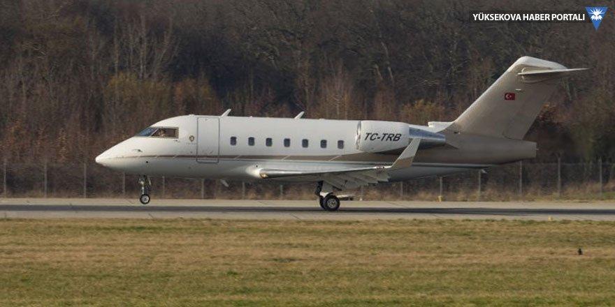Türk uçağı, İran'da düştü: 11 kişi hayatını kaybetti
