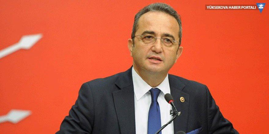 Tezcan HDP'ye destek verecekleri iddiasını yalanladı