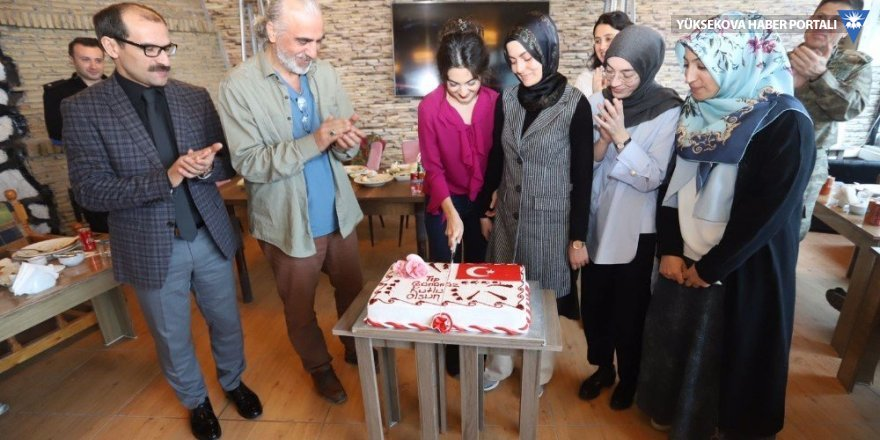 Çukurca'da Tıp Bayramı etkinlikleri