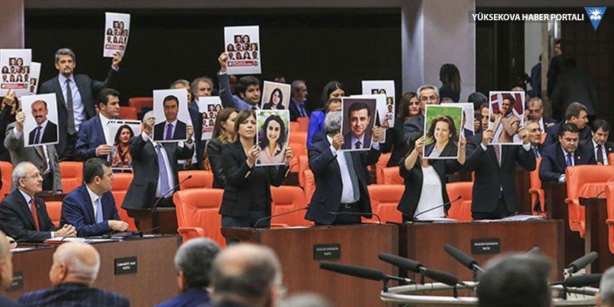 HDP'li tutuklu vekillere ceza çıkabilir