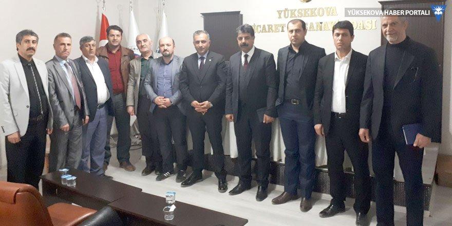 Yüksekova'daki 'sayaç' krizi masaya yatırıldı
