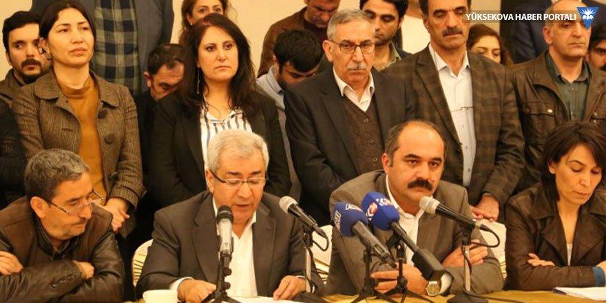 Diyarbakır'da 48 kurumdan Afrin açıklaması