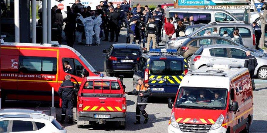 Fransa'da rehine krizi: IŞİD'li saldırgan öldürüldü