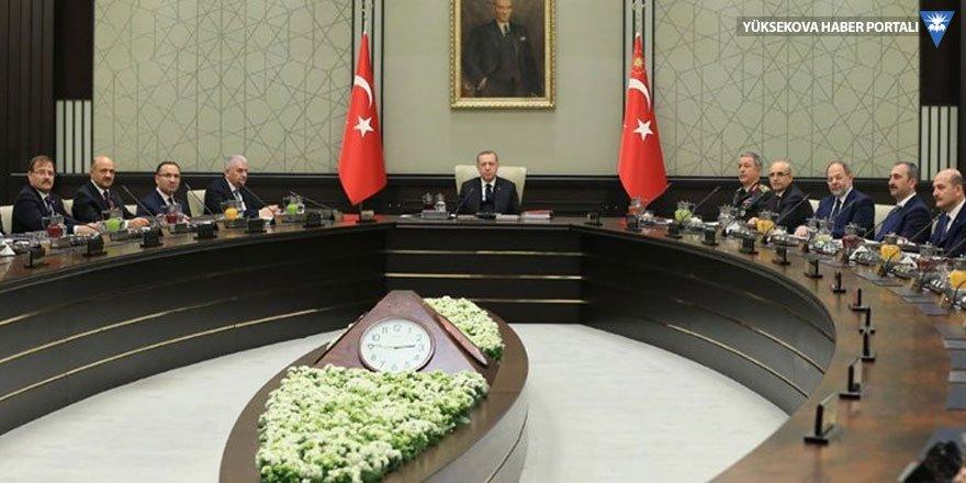 MGK: Türkiye, Münbiç'te inisiyatif kullanmaktan çekinmeyecek