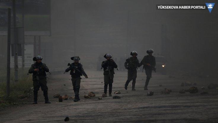 İsrail ordusu saldırdı: 7 Filistinli hayatını kaybetti